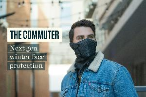 """Win """"The Commuter"""" - The original, all-in-one, feature packed winter face protector"""