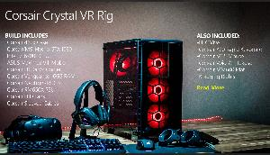 Win the Corsair VR Crystal Rig Giveaway ($3000+)
