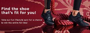 WIN the entire fall line of Fabletics shoes