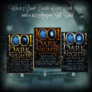 WIN: The First Three 1001 Dark Night Bundles and A $5 Amazon Gift Card