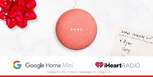 Win the Google Home Mini!