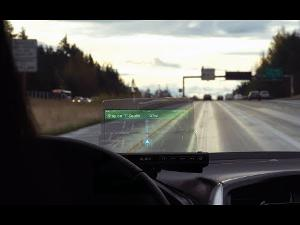 Win The Hudly Wireless Head-Up Display