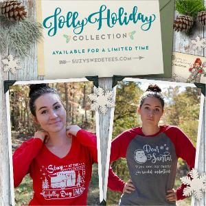 win the Jolly Holiday Collection Ultimate Prize Pack