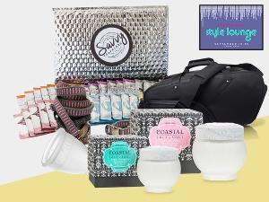 Win the Kari Feinstein's Emmys Style Lounge Gift Bag!