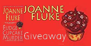WIN the Latest novel of Joanne Fluke!