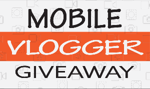 WIN The Mobile Vlogger Giveaway