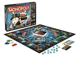 Win the Monopoly Ultimate Banking Game!!!