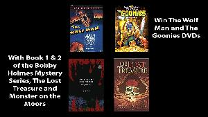 Win The Mystery Lovers Prize Package: DVDs and Books