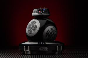 WIN the newly released BB-9E Sphero Star Wars Droid