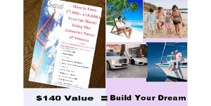 Win The Opportunity To Build Your Freedom Lifestyle Now