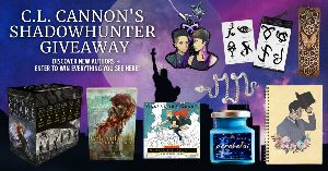 Win the paperback 6-book collection of The Mortal Instruments by Cassandra Clare, hardback of Chain of Gold by Cassandra Clare, Mortal Instruments adult coloring book, Malec phone charm, Infernal Devices metal bookmark...+ more!!