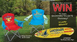 Win the RIO Brands Backyard Tailgate Giveaway