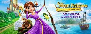 WIN: The Swan Princess: Princess Tomorrow, Pirate Today Movie