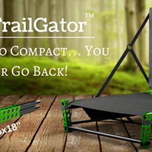 Win The #TrailGator™ or $100 #Cash!