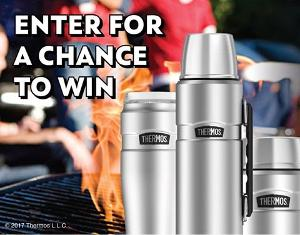 win the ultimate tailgating prize pack