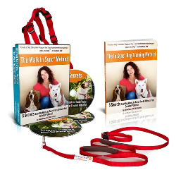 Win the Walk In Sync™ Home Study Course with Harness + Leash ($197!)!!