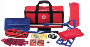 Win The Winter Safety Kit For Your Car