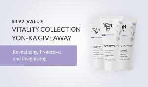 Win the Yon-Ka Vitality Collection Giveaway