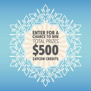WIN: the Zaycon Fresh · Winter Shopping Spree Sweepstakes