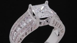 Win This Gorgeous CZ Ring