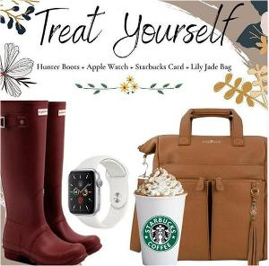 WIN THIS TREAT YOURSELF BUNDLE OR $500 CASH!