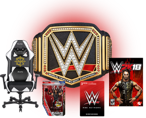 Win tickets to a RAW or SmackDown
