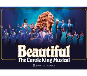 Win tickets to see Beautiful – The Carole King Musical !