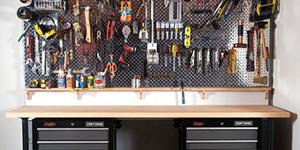 Win Tools and Hardware - worth $10,000!