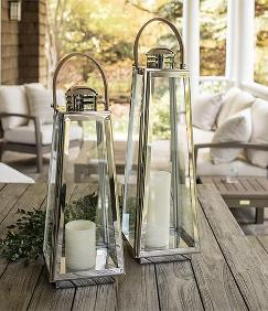 Win two Hauser Lanterns
