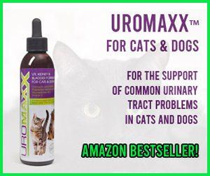 Win UroMAXX™ Urinary Tract, Kidney & Bladder Formula for Cats and Dogs.