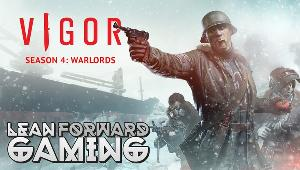 Win Vigor (Season 4: Warlords Pass) -8 Winners!!