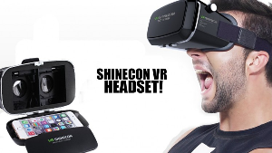 WIN: Virtual Reality Headset