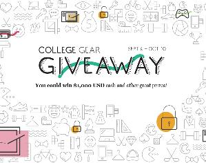 Win Weekly Prizes Xbox One S, Wacom Tablet, Fitbit, or Grand Prize of $1,000 Cash