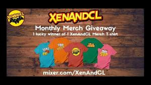 Win XenAndCL Merch!!