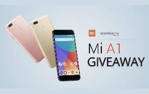 Win Xiaomi Mi A1 Android One Phone