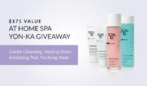 "WIN: Yon-Ka's ""At Home Spa"" Collection"