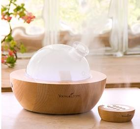 Win Young Living's Oil Diffuser and Essential Oil Collection!!!
