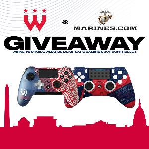 Win your choice of DG or Caps Gaming Scuf Controller!!