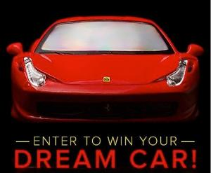 Win your Dream Car