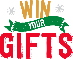 Win Your Gifts  just text