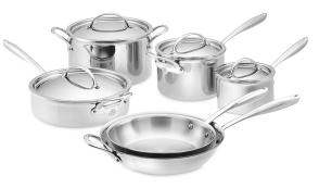 Win Your Own Williams-Sonoma 10 Piece Cookware Set ($400)