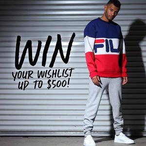 WIN: Your Wishlist - up to $500!