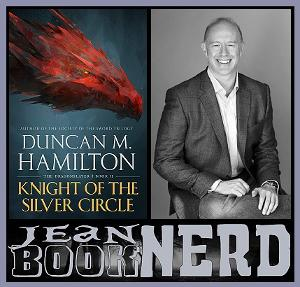 Winner will receive a $25.00 Gift Card + 10 Winners will receive a Copy of KNIGHT OF THE SILVER CIRCLE by Duncan M. Hamilton.