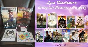 Winner will receive swag, eBooks and paperback books!