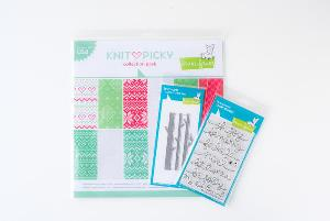 Winter Paper Pack and Stamp Collection Giveaway