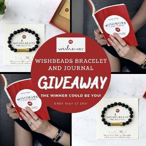 Wishbeads Bracelet and Journal Giveaway