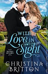 With Love in Sight by Christina Britton - Book Review, Interview & Giveaway