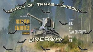 World of Tanks Console Vindicator Giveaway