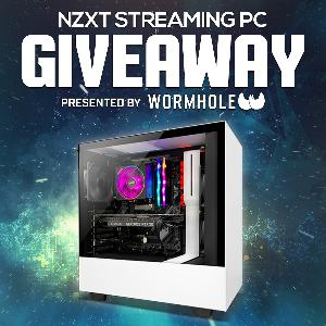 Wormhole Gaming PC Giveaway - NZXT Streaming PC