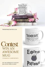 Writing Crafter Giveaway""